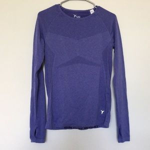 Old Navy Active Go-Dry Long Sleeve Top